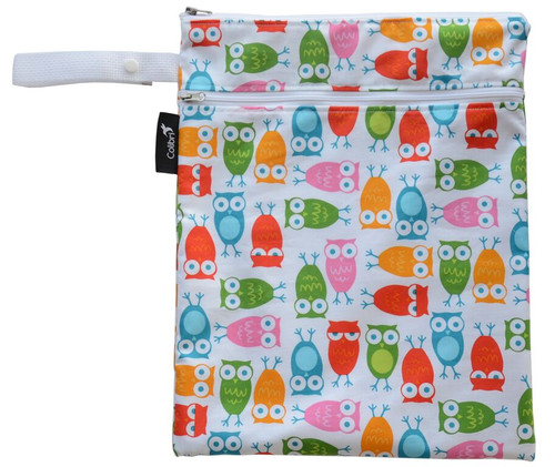 Colibri Wet/Dry Bag - Girl Owls