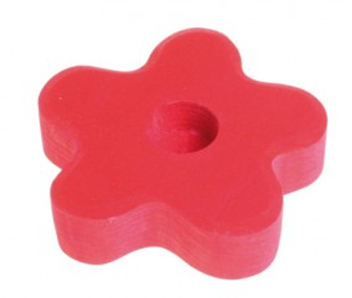 Lifelight Candle Holder - Red Flower