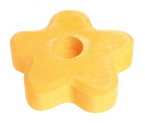 Lifelight Candle Holder - Yellow Flower