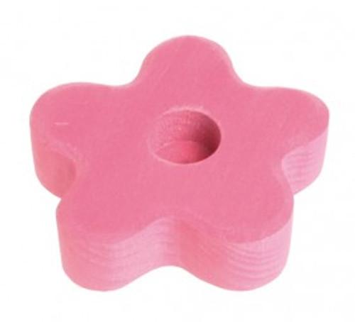 Lifelight Candle Holder - Pink Flower