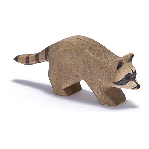 Ostheimer Wooden Raccoon Running