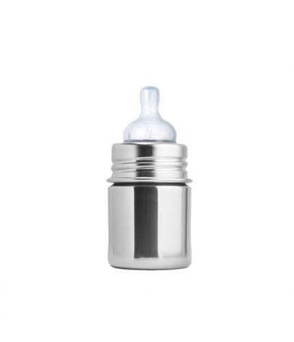 Pura Kiki Baby Bottle - Natural Mirror