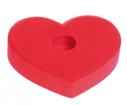 Lifelight Candle Holder - Red Heart