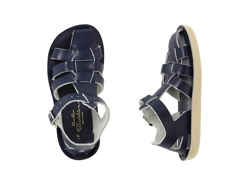 Salt Water Sandals - Navy