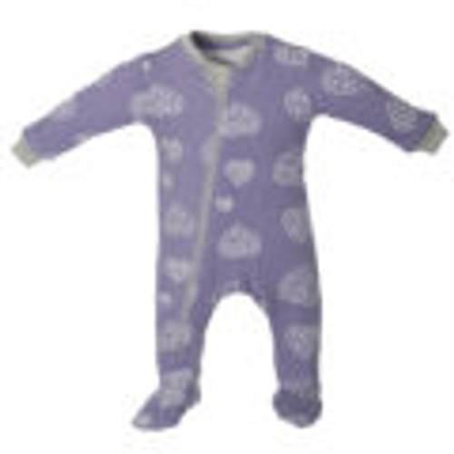 Zippyjamz Organic Cotton Pajamas - Heartbreaker