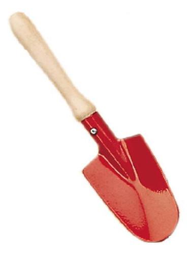 Glueckskaefer Enamel Shovel - Red
