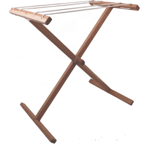 Wooden Drying Rack - Cherry