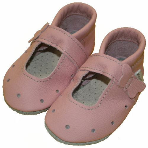 Formreich Soft Sole Shoes - Pink Summer Shoe