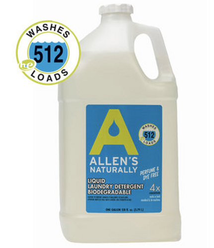 Allens Naturally Gallon 512 Loads - (in store only)