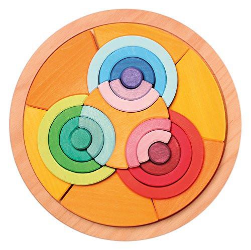 Grimm's Crop Circles Mandala Puzzle
