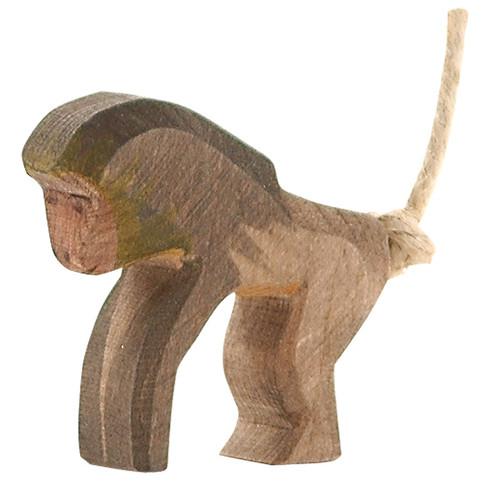 Ostheimer Wooden Baboon Standing