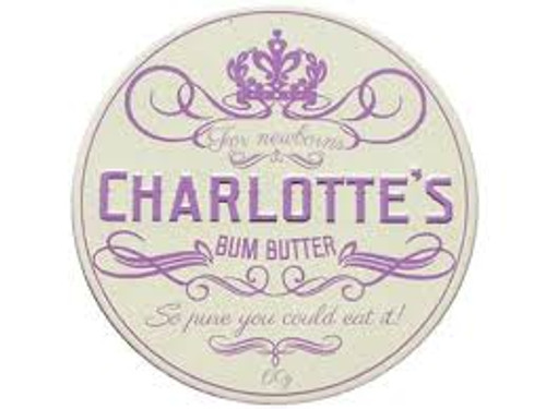 Charlotte's Bum Butter Infants (no added essential oils)