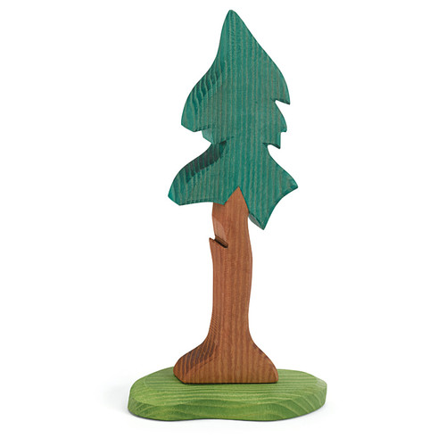 Ostheimer Spruce Tall with Trunk and Support
