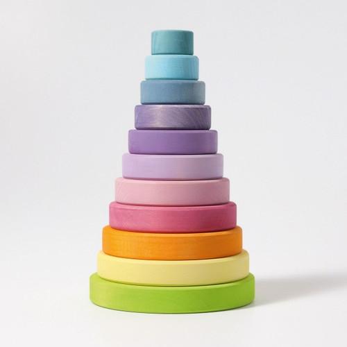 Grimm's Pastel Conical Tower