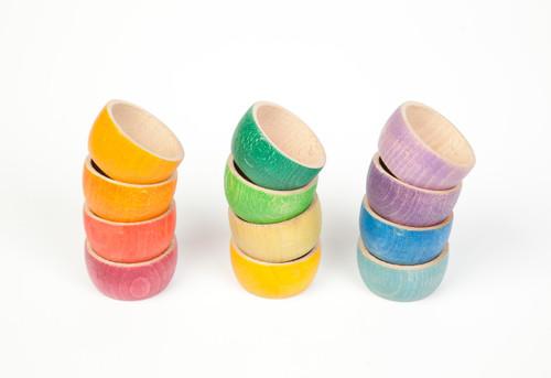 Grapat Coloured Bowls