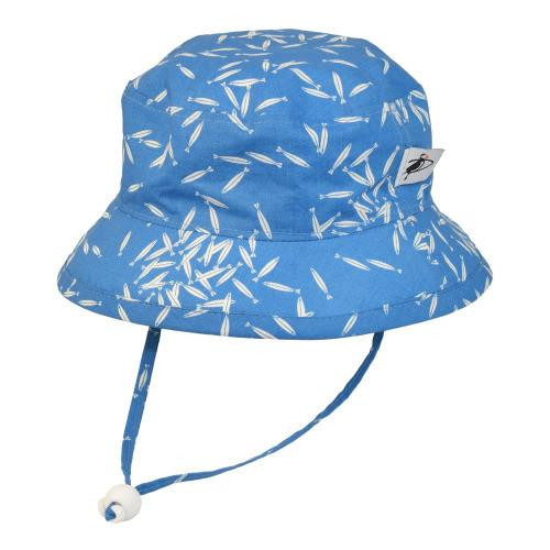 Puffin Gear Organic Cotton Camper Sun Hat - Minnows