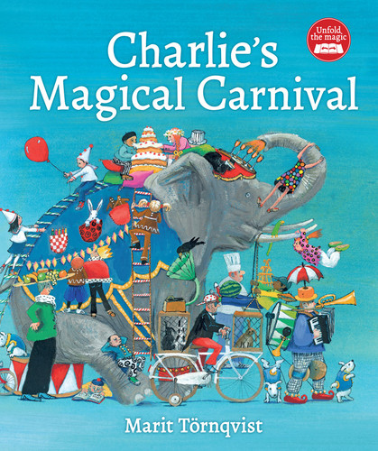 Charlie's Magical Carnival - Cover