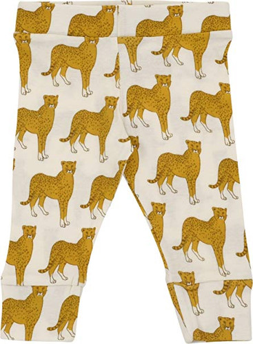 Milkbarn Organic Cotton Legging - Cheetah