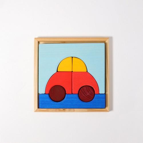 Grimm's Creative Car Puzzle