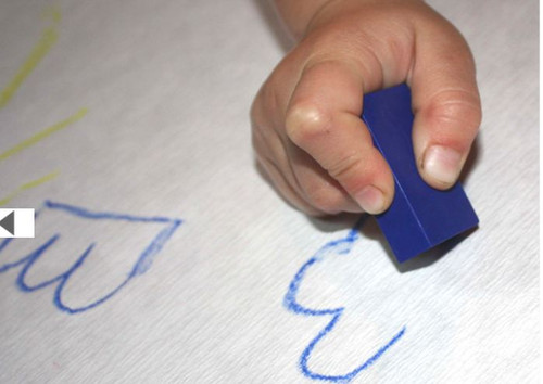 Stockmar Wax Blocks Blue