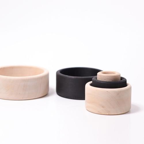 Grimm's Monochrome Bowls