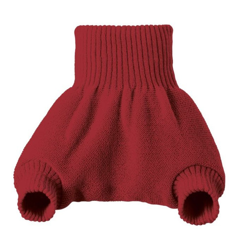 Disana Wool Diaper Cover - Bordeaux