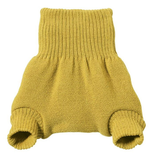 Disana Wool Diaper Cover - Curry
