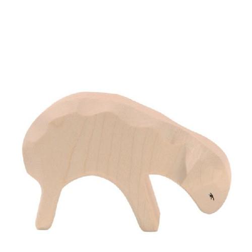 Ostheimer Wooden Sheep Eating