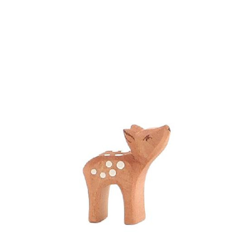 Ostheimer Wooden Deer Small Head High