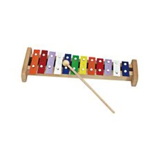 Ostheimer Rainbow Glockenspiel 12 Keys