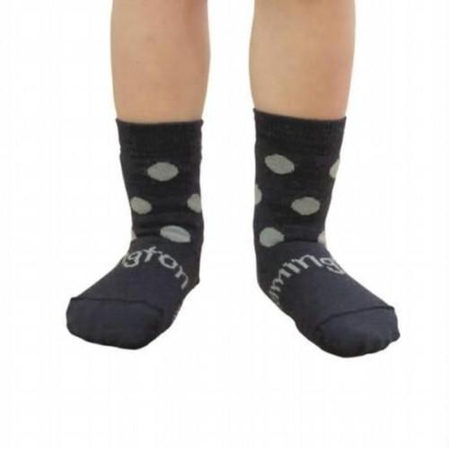 Lamington Crew Length Wool Socks Archer