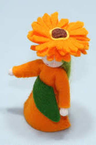 Calendula Girl - Flower Children