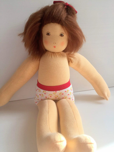 Nanchen Dressable Doll Johanna
