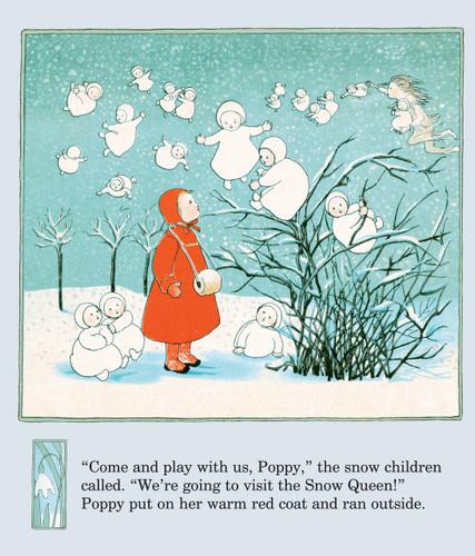 My First Snow Children - Boardbook