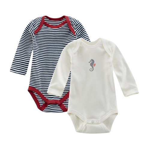 Living Crafts Organic Cotton Onesie