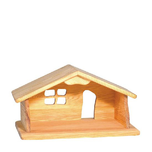 Ostheimer Wooden Doll's House