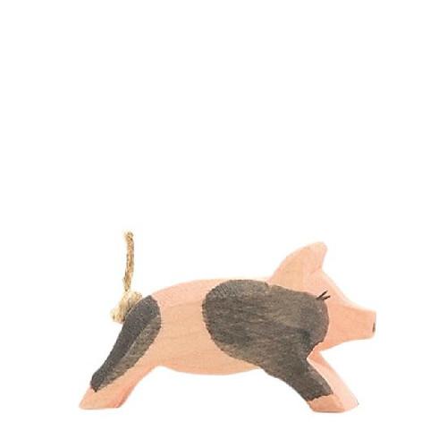 Ostheimer Spotted Piglet Running (10954)