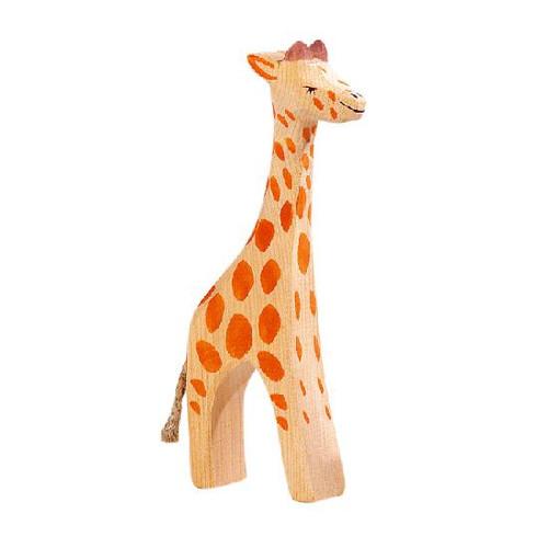 Ostheimer Wooden Giraffe Standing