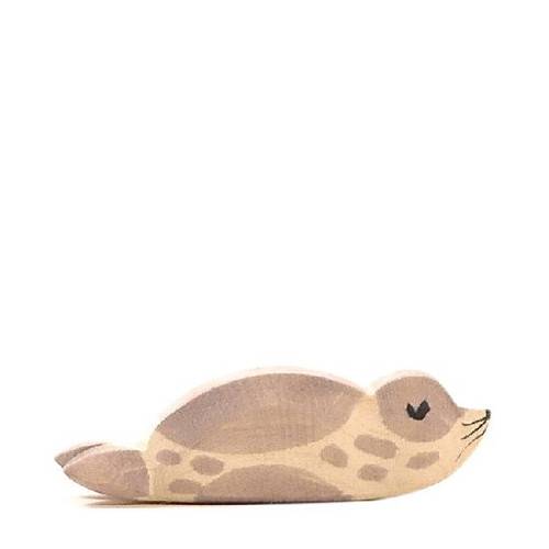 Ostheimer Wooden Sea Lion Small