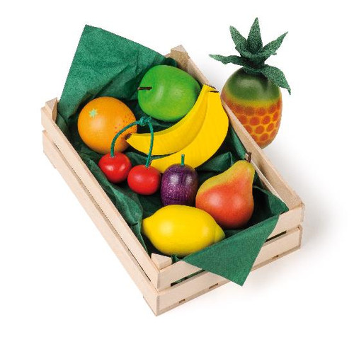 Erzi Assorted Wooden Fruits