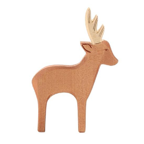 Ostheimer Wooden Deer Male