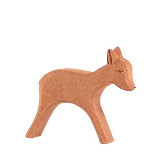 Ostheimer Wooden Deer Standing
