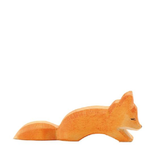 Ostheimer Wooden Creeping Fox - Small