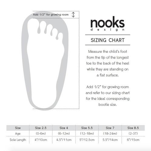 Nooks Wool Booties