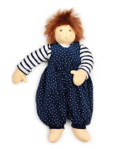 Nanchen Dressable Doll Emil
