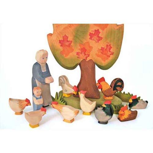 Ostheimer Wooden Figures
