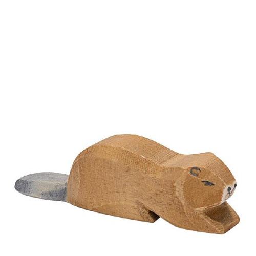 Ostheimer Wooden Beaver Lying (16267)