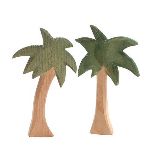 Ostheimer Palm Trees Small 2 Pieces (66550)