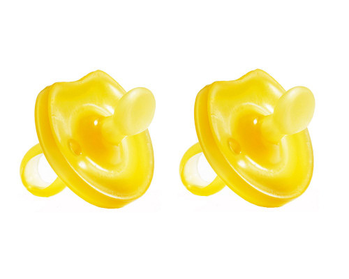Natursutten Natural Pacifier - Ortho 2-Pack