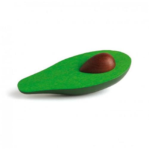 Erzi Wooden Avocado Half